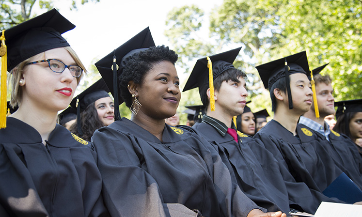 Approximately 350 students will receive their associate degree before moving on to Emory's Atlanta campus for the completion of their undergraduate degrees.